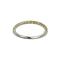 Glow Ring Micro Lemon Sorbet Steel
