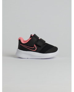 Nike Star Runner 2 B Black/sunset Pulse-black-white