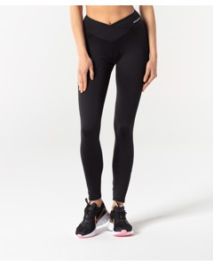 Black Bubble Push-up Leggings