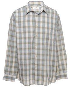 1990s Arnold Palmer Checked Shirt