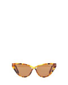 Ft0740 Havana Solglasögon