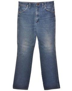 Medium Wash Wrangler Jeans
