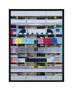 Poster Television Arkitektur
