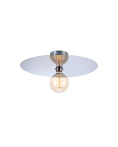 Disc Plafondlamp Chroom