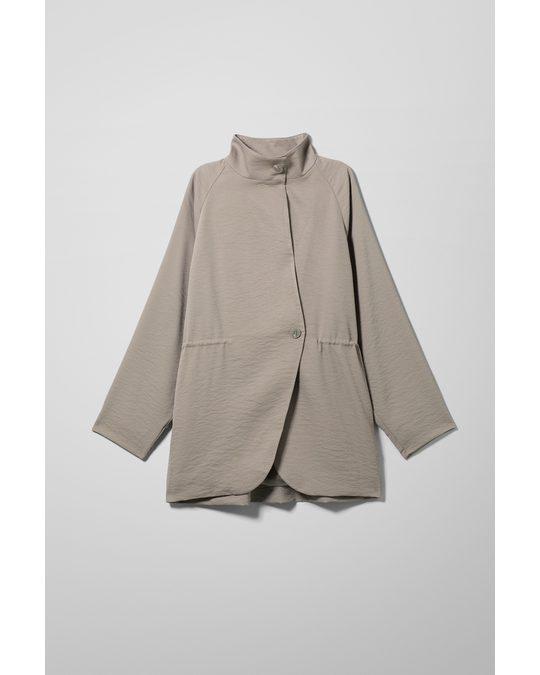 Weekday Thea Jacket Grey