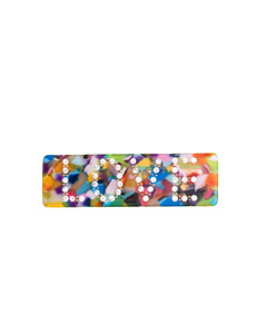 Bybarb Hairclip Mary Multi
