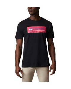 North Cascades™ Short Sleeve Tee Black