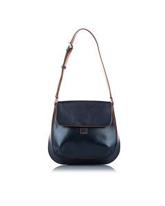 Louis Vuitton Monogram Mat Webster Street Bag Blue