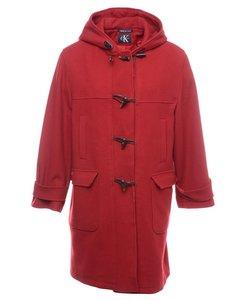 1990s Calvin Klein Duffle Coat