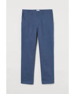 Chino - Slim Fit Blauw