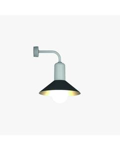 Wandlamp Kleine 1 Lichten Antrhacite Grijstint