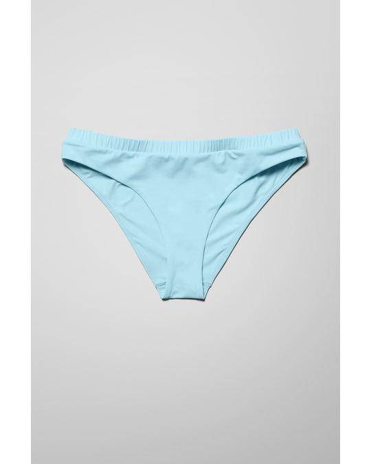 Weekday Stream Swim Bottom Light Blue