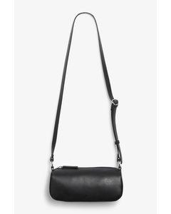 Small Barrel Bag Black