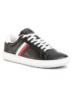 Essential Cupsole Cupsole Sneakers Schwarz