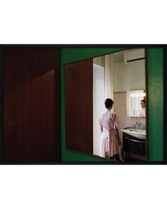 Poster Kvinna I Spegel