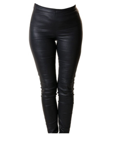 Faux Leather Pants Montreal