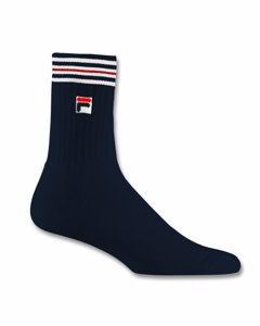 Fila Socks Borg Navy