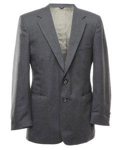 Levi's Pinstriped Blazer