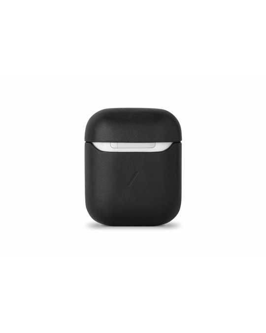 Native Union Leather Case For Airpods Original Black