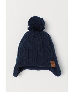 Hat/beanie Blue