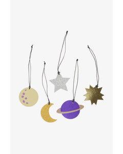 Planet Ornaments Planets