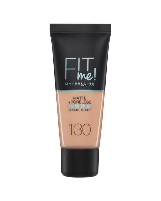 Maybelline Maybelline Fit Me Matte + Poreless Foundation - 130 Buff Beige