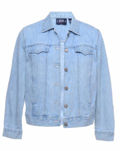 1990s  Bill Blass Denim Jacket