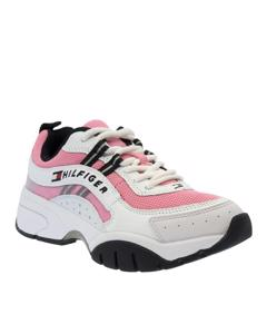 Erbe Tommy Jeans Wmns Runner Sneakers Pink