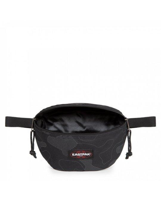 Eastpak Springer Reflective Camo Black