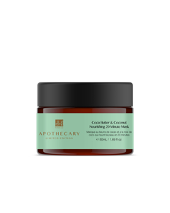 Coca Butter & Coconut Nourishing 20 Minute Mask Clear