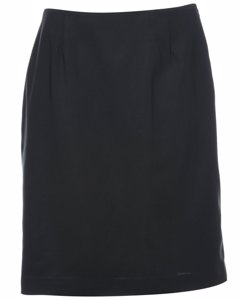 2000s Ralph Lauren Wool Pencil Skirt