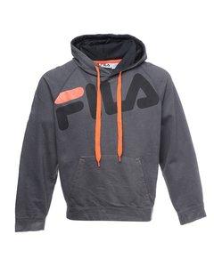 1990s Fila Hooded Sports Sweatshirt
