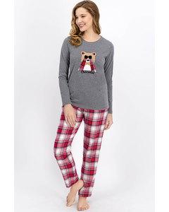 Chocolat Bear Pajama Set