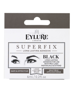 Eylure Superfix Lash Glue Black Clear