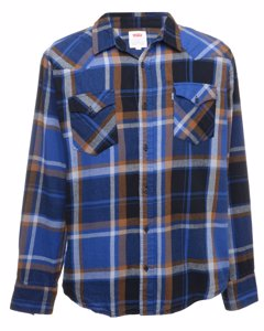 1980 Levis Checked Shirt