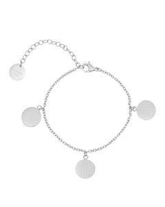 Florens Bracelet  Silver