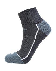 Avery Quarter Socks 3-pack Black