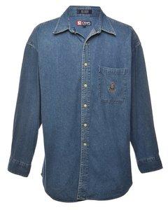 2000s Chaps Denim Shirt