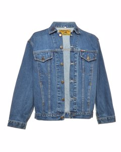 2000s Lee Button Front Denim Jacket