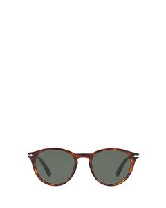Po3152s Havana Zonnenbrillen
