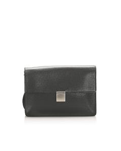Louis Vuitton Taiga Selenga Black