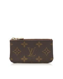 Louis Vuitton Monogram Key Holder Brown