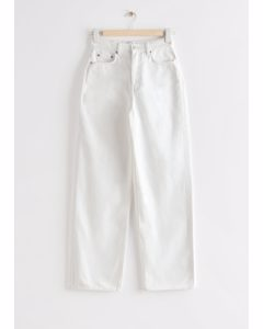 Dear Cut Jeans Weiß