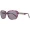 Rodenstock Mint Women Purple Sunglasses R3299 D 57 57-11-140 Mm