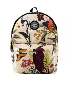 Mr. Gugu & Miss Go Nature Unisex Backpack Cream Beige