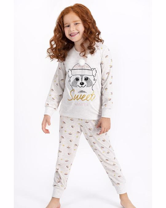 KupKup Sweet Winter Pajama Set