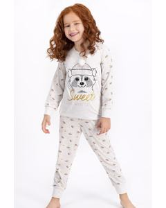 Sweet Winter Pajama Set