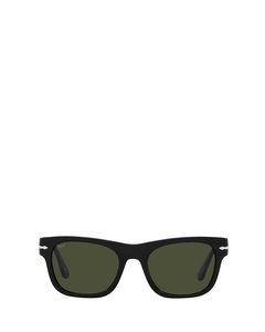 Po3269s Black Solglasögon