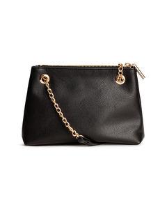 Petit Crossbody Bag Black