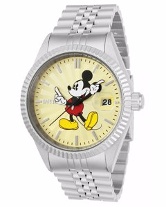 Invicta Disney - Mickey Mouse 22769 Herrenuhr - 43mm